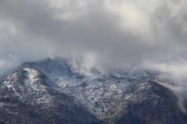 Las temperaturas caerán desde el jueves en Mallorca y se espera nieve a 500 metros
