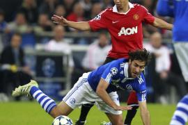 El Manchester saca a relucir los límites del Schalke (0-2)
