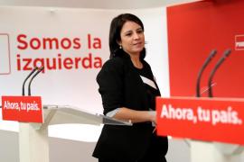 Adriana Lastra (PSOE) compara a Albert Rivera con el fundador de la Falange y después lo retira