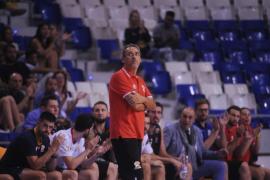 Xavi Sastre sobre el Breogán: «Son los mejores pero en el deporte puede ocurrir cualquier cosa»