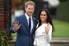 El Príncipe Enrique y Meghan Markle se casarán en mayo en el castillo de Windsor