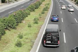 Las fuerzas de seguridad atribuyen los robos en la autopista de Llucmajor a una única banda
