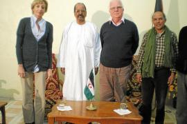 Bernat Vicens: «Los jóvenes saharauis están dispuestos a ir a la guerra»
