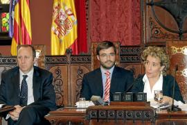 Calvo incrementó la deuda de Cort en 55,4 millones de euros en 2009