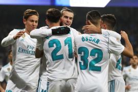 El Real Madrid empata 2-2 y se clasifica para octavos de final