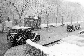 nevadas en mallorca