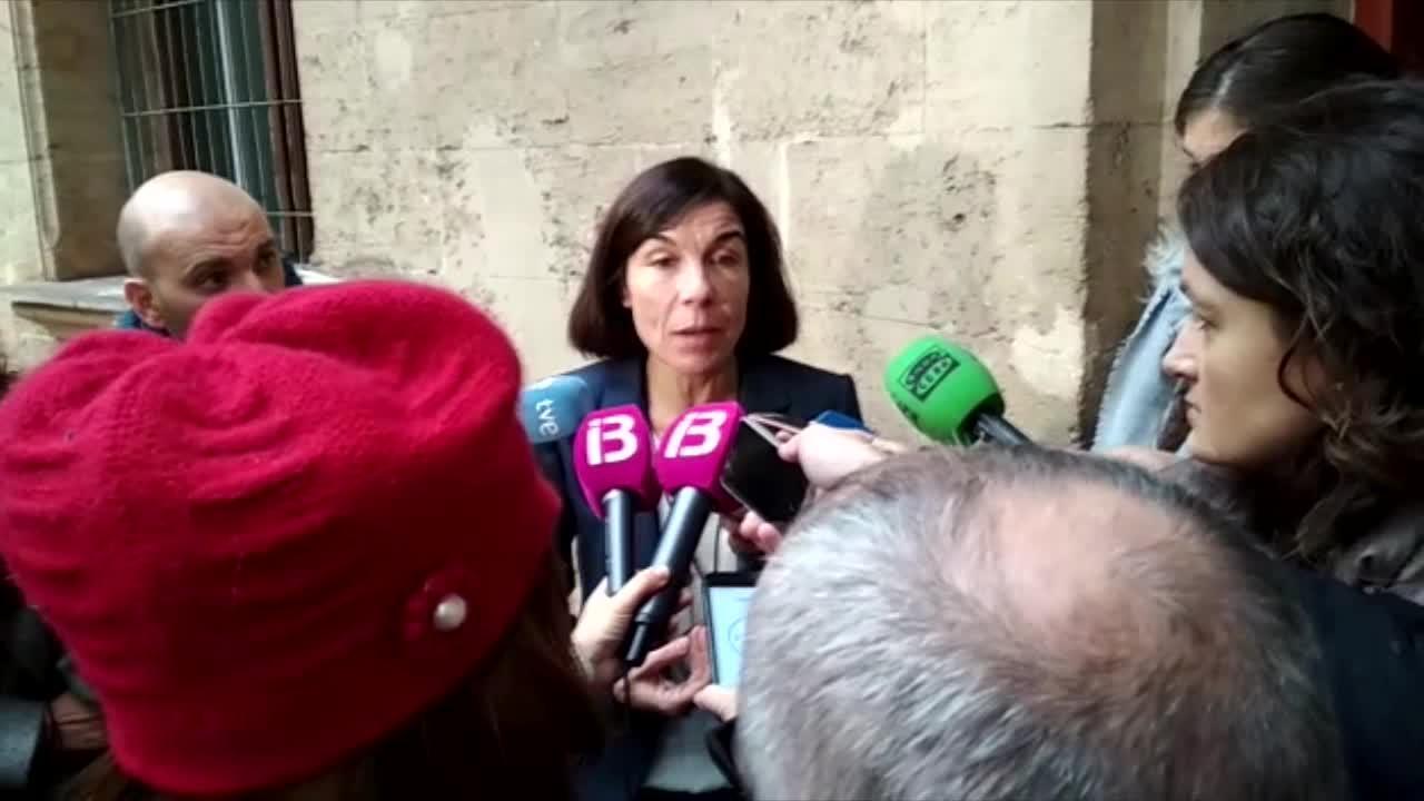 Carbonell: «He trasladado expedientes, pero en ningún momento el del señor Cursach»