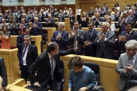 Cinco senadores del PP ganaron el Cuponazo con el número 155 el mismo día que el artículo fue aprobado en el Senado