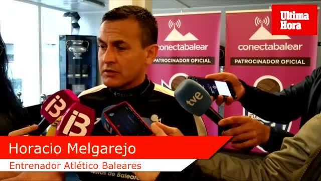 Horacio Melgarejo ya manda en el ATB: «Por calidad el equipo debe estar más arriba»