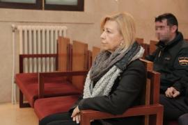 Munar acepta una condena de multa por el caso Son Oms