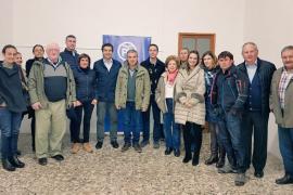 Bernat y Calviño, presidentes del PP en Esporles y Son Servera