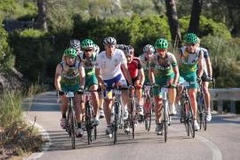 Más de 400 ciclistas participarán en la prueba cicloturista «Mallorca 312»