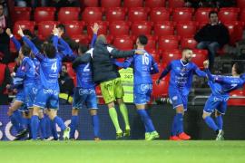 El Formentera logra la proeza y pasa a octavos tras derrotar al Athletic en la Copa del Rey