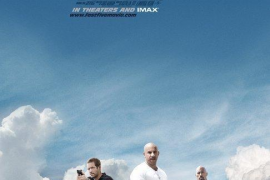 Poster A todo Gas
