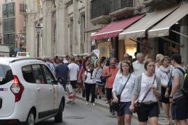 Baleares ha recibido 13,5 millones de turistas hasta octubre