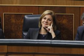 El Congreso rechaza por amplia mayoría derogar el artículo 155 en Cataluña