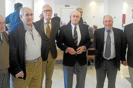 Encuentro de la Asociación de Infantes en Es Fortí