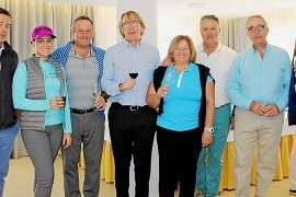 Torneo de golf de APD