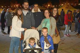 Fiesta del Vi Novell en Santa Maria del Camí