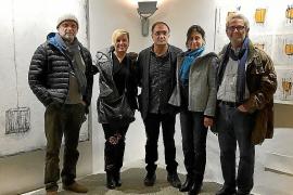 Exposición de Miquel Segura en Alcúdia