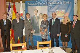 Presentación de la Hermandad Monárquica de Inca
