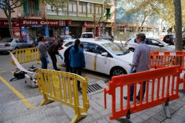 El taxista apuñalado en Palma recibe el alta hospitalaria