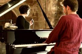 Celeste Alías y Marco Mezquida presentan 'Llunàtics' en el Teatre Principal de Palma