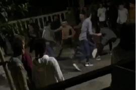 La Policía Local de Calvià intensificará su presencia en Peguera tras las multitudinarias trifulcas