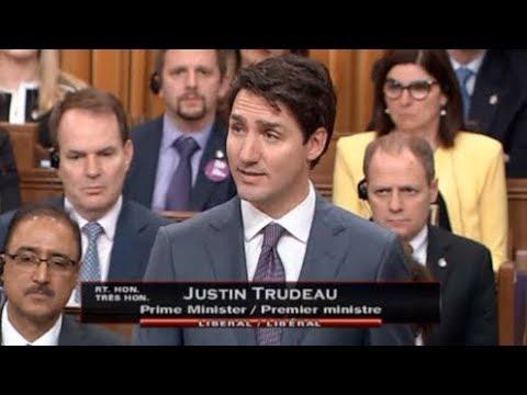 El primer ministro de Canadá se disculpa entre lágrimas por la persecución gubernamental a homosexuales y transgénero