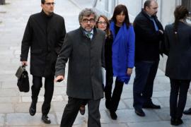 Oriol Junqueras comparece durante 20 minutos ante el juez del Supremo