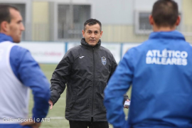 Horacio Melgarejo, sobre la visita al Alcoyano: «Iremos a por la victoria desde el minuto uno»