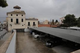 Cort estudia vender las plazas del aparcamiento de El Terreno
