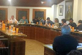 El alcalde de Inca salva la ronda norte con la ausencia de Indi y PP