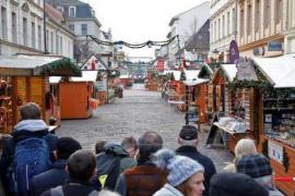La Policía alemana detona un paquete sospechoso cerca de un mercadillo navideño