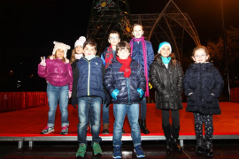 Ibiza enciende las luces de Navidad