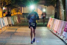 Primera jornada de la carrera nocturna de los 3 Días Ibiza Trail