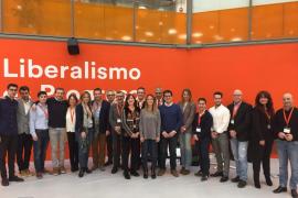 Ciudadanos está «preparado para ser una alternativa firme de gobierno en Baleares»