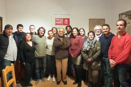 Joan Aznar, nuevo secretario general del PSIB de Felanitx