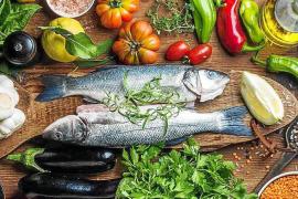 La dieta mediterránea, una forma de vida sana y natural