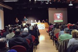 Barceló, en la asamblea de Més: «Siempre hemos planteado políticas valientes, ecologistas y a favor de un modelo sostenible»