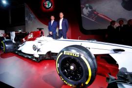 Alfa Romeo celebra su vuelta a la Fórmula 1, la «vitrina que le corresponde»