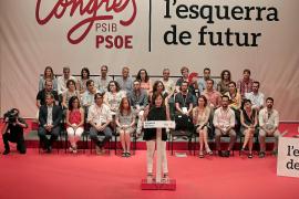 Armengol se anticipa al PSOE para definir su estrategia electoral de 2019