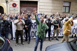Deniegan otra manifestación contra Penalva y Subirán