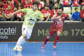 El Palma Futsal paga su peor minuto