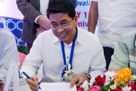 Dos pistoleros asesinan al director de una universidad filipina enfrente de su casa