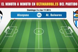 Alcoyano-Atlético Baleares, en vivo