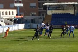 El Atlético Baleares suma un punto en el estreno de Horacio Melgarejo
