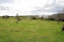 Cort quiere que los terrenos de Can Angelí formen parte de la cuña verde