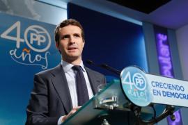 El PP cree que la prisión de Junqueras, Forn y 'los Jordis' demuestra que cometer ilegalidades se paga