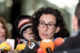 Rovira (ERC): «Junqueras está en la cárcel porque le tienen miedo»